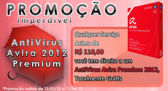 Promoção - AntiVirus